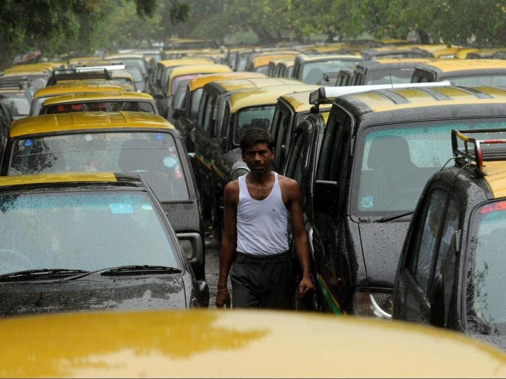 Taking A UPSRTC Cab From Delhi Airport To Noida Could Cost You Rs ...