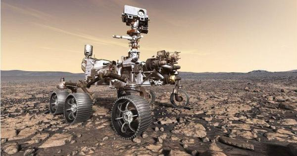 NASA Is Launching A Mars Rover In 2020, To Bring Dirt ...