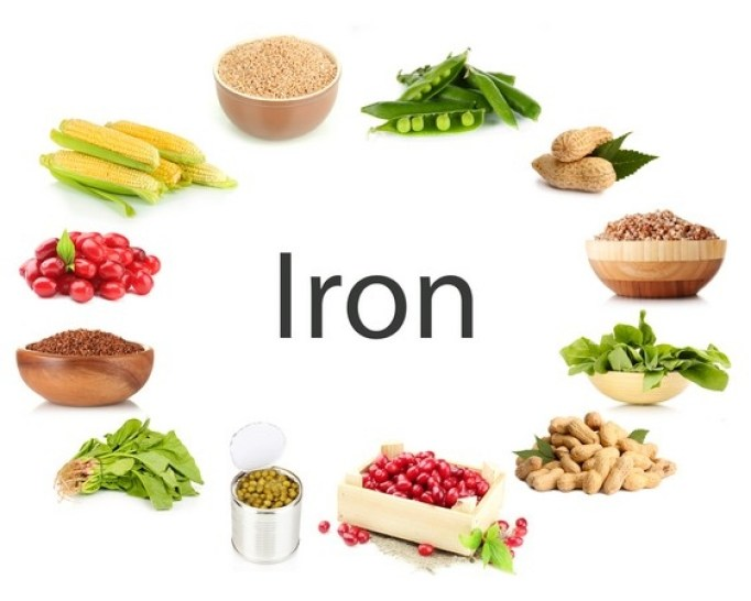 Pump Up Your Iron Consumption | Diet & Fitness