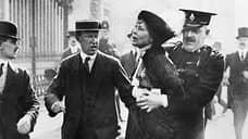 Борьба за женское избирательное право была массовой и велась как женщинами, так и мужчинами самых разных взглядов. Одним из основных различий участников движения, особенно в Британии, было деление на суфражистов, стремившихся к изменениям конституционным путем, и суфражисток, возглавляемых Эммелин Панкхерст (на фото) создавшей в 1903 году Общественно-политический союз женщин и практиковавших более радикальные методы