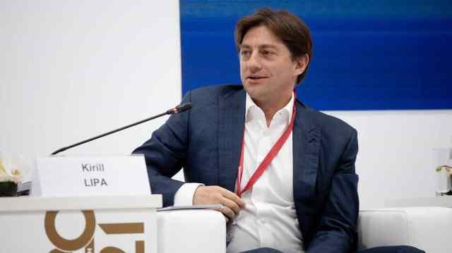 General Director of Transmashholding (TMH) Kirill Lipa