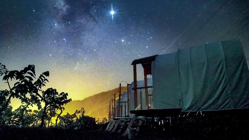 CP值超高!臺東「波希米亞露營區」木製帳篷宛如置身北歐,還能數星星入眠好紓壓   Marie Claire 美麗佳人