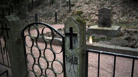 POhjois-Haaga hauta