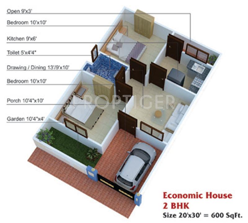 Home Design Plans For 600 Sq Ft Floor Plan 600 Square Feet On 600 Sq Ft