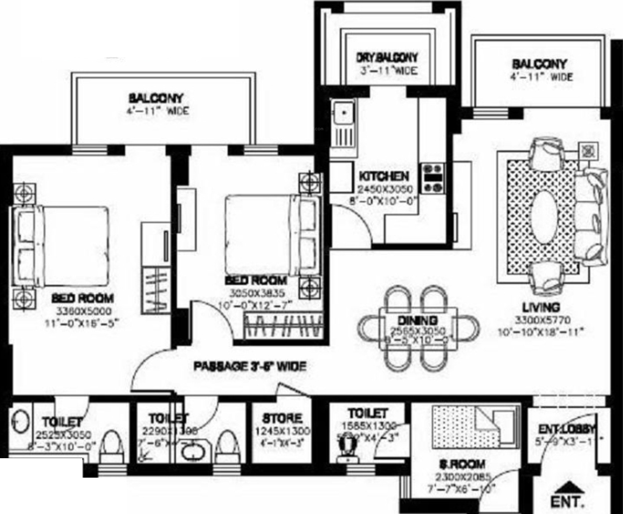 Dlf New Town Heights In Sector 86 Gurgaon