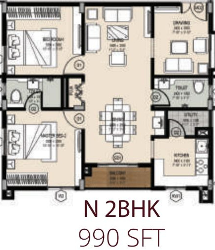 Ark Hema In Kukatpally Hyderabad Price Location Map