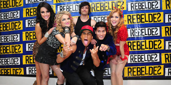 Banda Rebeldes disponibiliza DVD em canal oficial no Youtube
