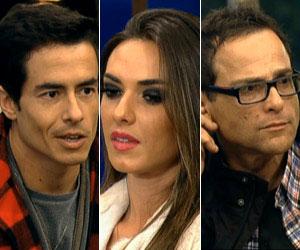 Felipe Folgosi, Nicole Bahls e Sylvinho Blau-Blau são indicados para a Roça
