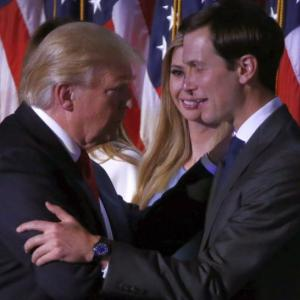 Trump appoints son-in-law to White House as senior advisor ...
