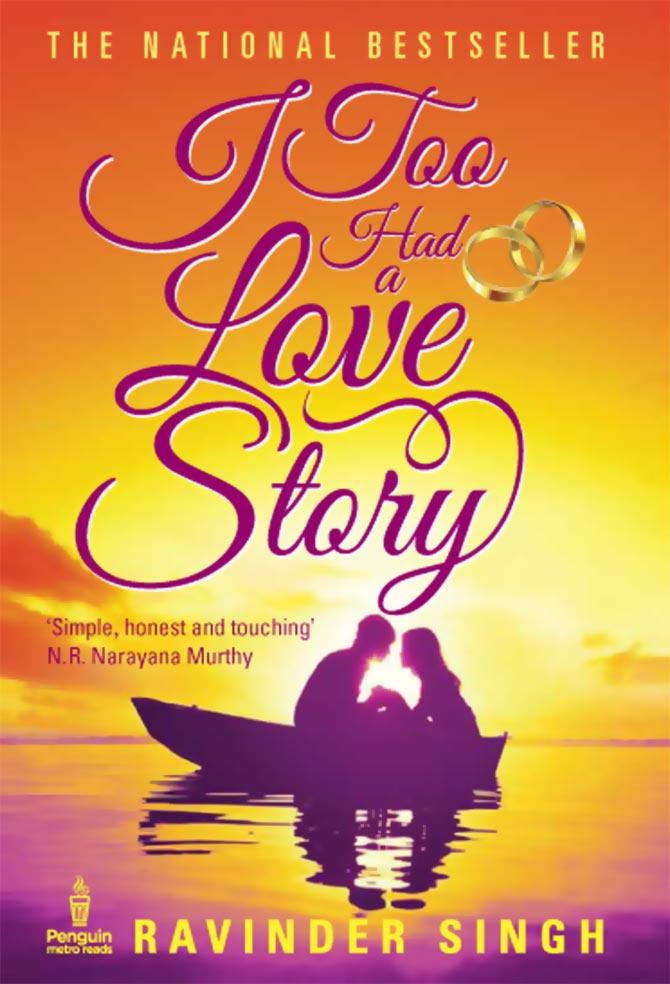Writer Ravinder Singh Met His First Love On A Matrimonial