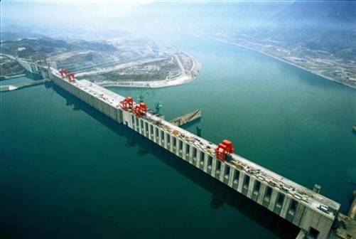 World's 25 biggest hydro-electric power stations - Rediff ...