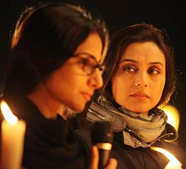 Rani: Vidya and I have nothing to fight for - Rediff.com ...