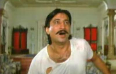 Shakti Kapoor in Chaalbaaz