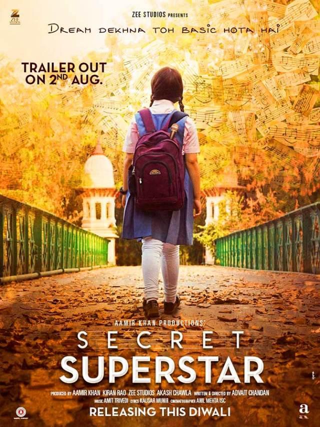 Secret Superstar DVDScr PreDVDrip Movie Download