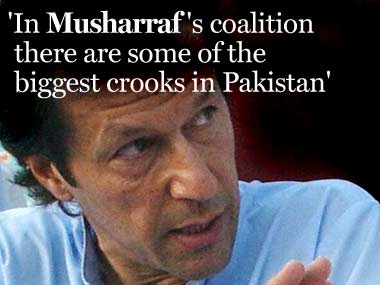 Imran Khan Analysis on Lal Masid and Jamia Hafsa Operation