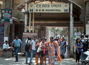 Resultado de imagem para kem hospital mumbai