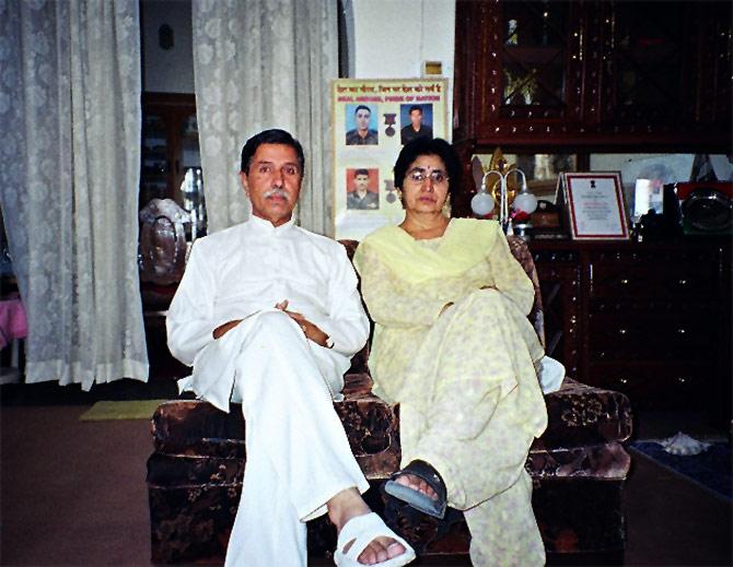 G L Batra and Kamal Batra