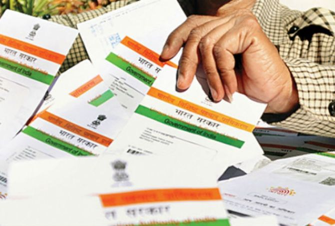 Image result for Plastic Aadhaar cards not valid