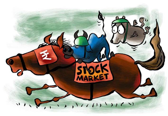 indian equities may lose sheen on lofty valuations: analysts - rediff.com business
