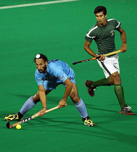 Hockey India-IHF row hogs limelight in 2011 - Rediff Sports