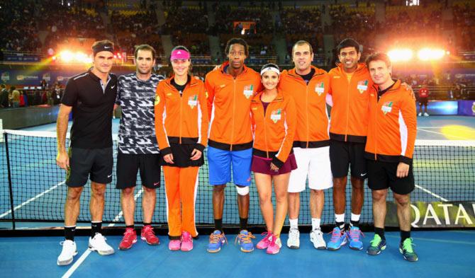 Iptl Tennis