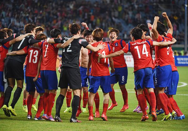 Asian Games: South Korea beat North to win soccer gold ...