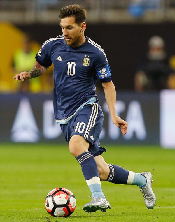 Messi: From red card on debut to Argentina's all-time top ...