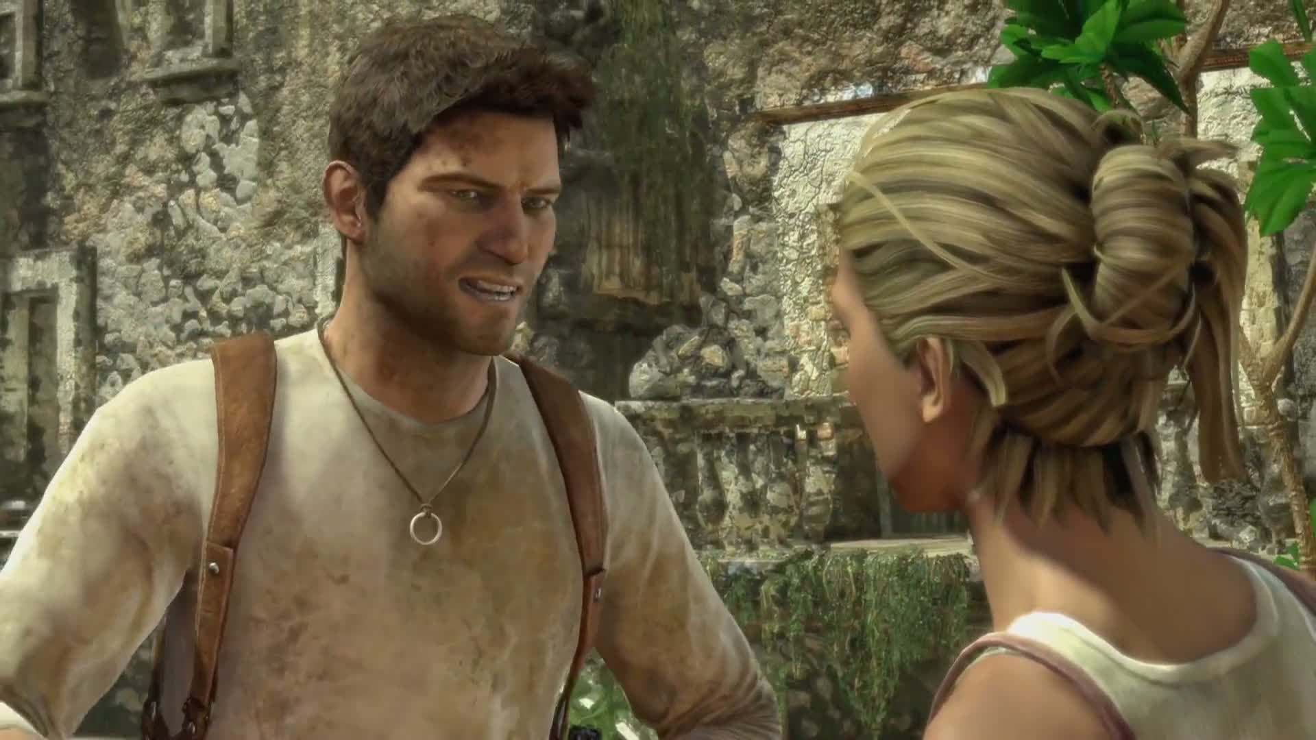 Uncharted The Nathan Drake Collection Uncharted 1 Gameplay PS4 Gamescz