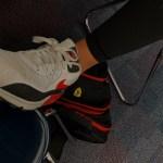 Nike Ferrari Shoes Aesthetic Bella Rhea Vsco