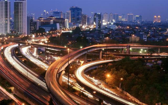 signal free highway