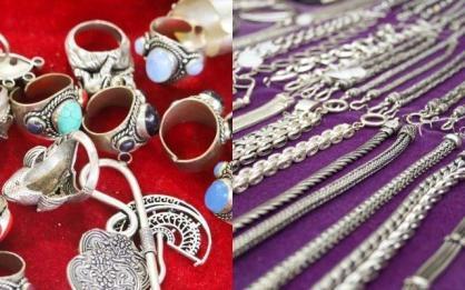 silver jewellery dariba lane whats hot delhi