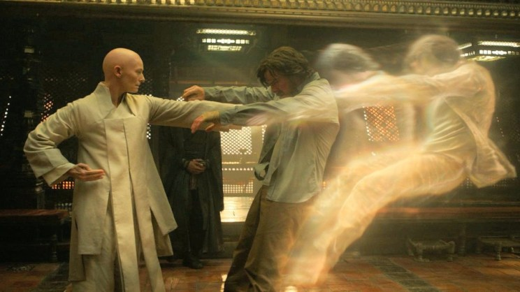 Image result for doctor strange ancient one