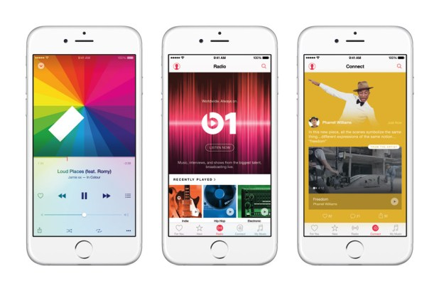 Apple Music llega para intentar reinar en el mercado de streaming musical.