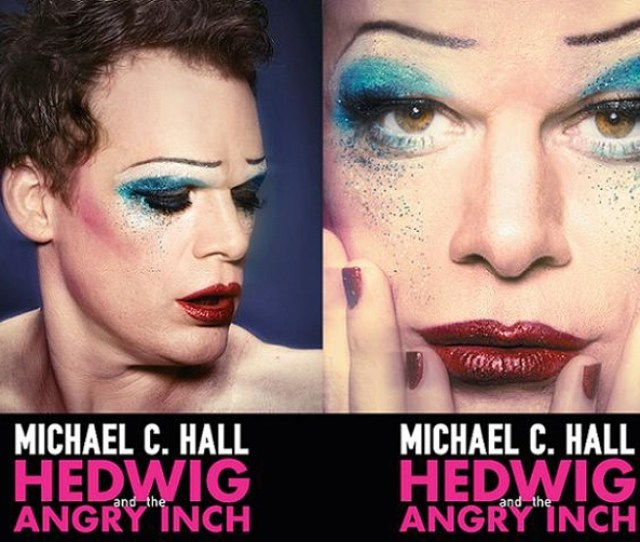 Dexter Se Traviste En Hedwig And The Angry Inch