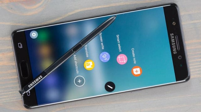 Image result for Samsung Galaxy Note 7 Shipments Delayed in India