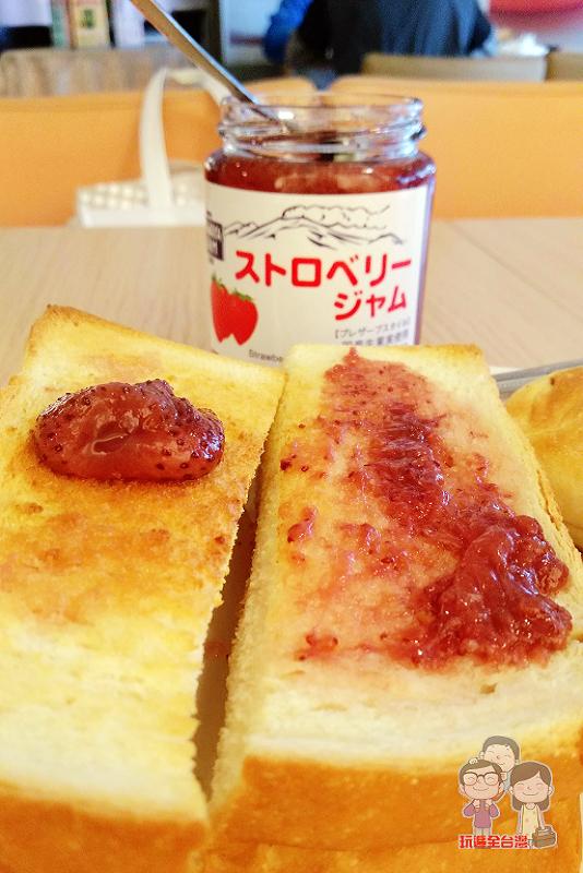 輕井澤伴手禮|用整顆草莓做成的天然手工果醬~澤屋 SAWAYA