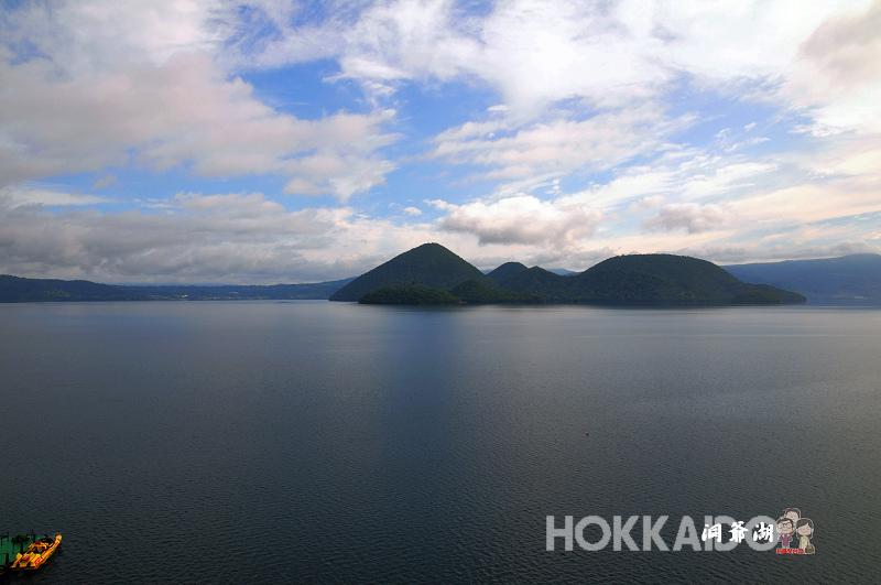 北海道 夏日的洞爺湖花火大會