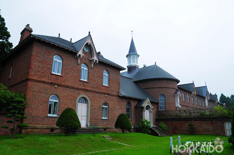 北海道 函館.女子修道院