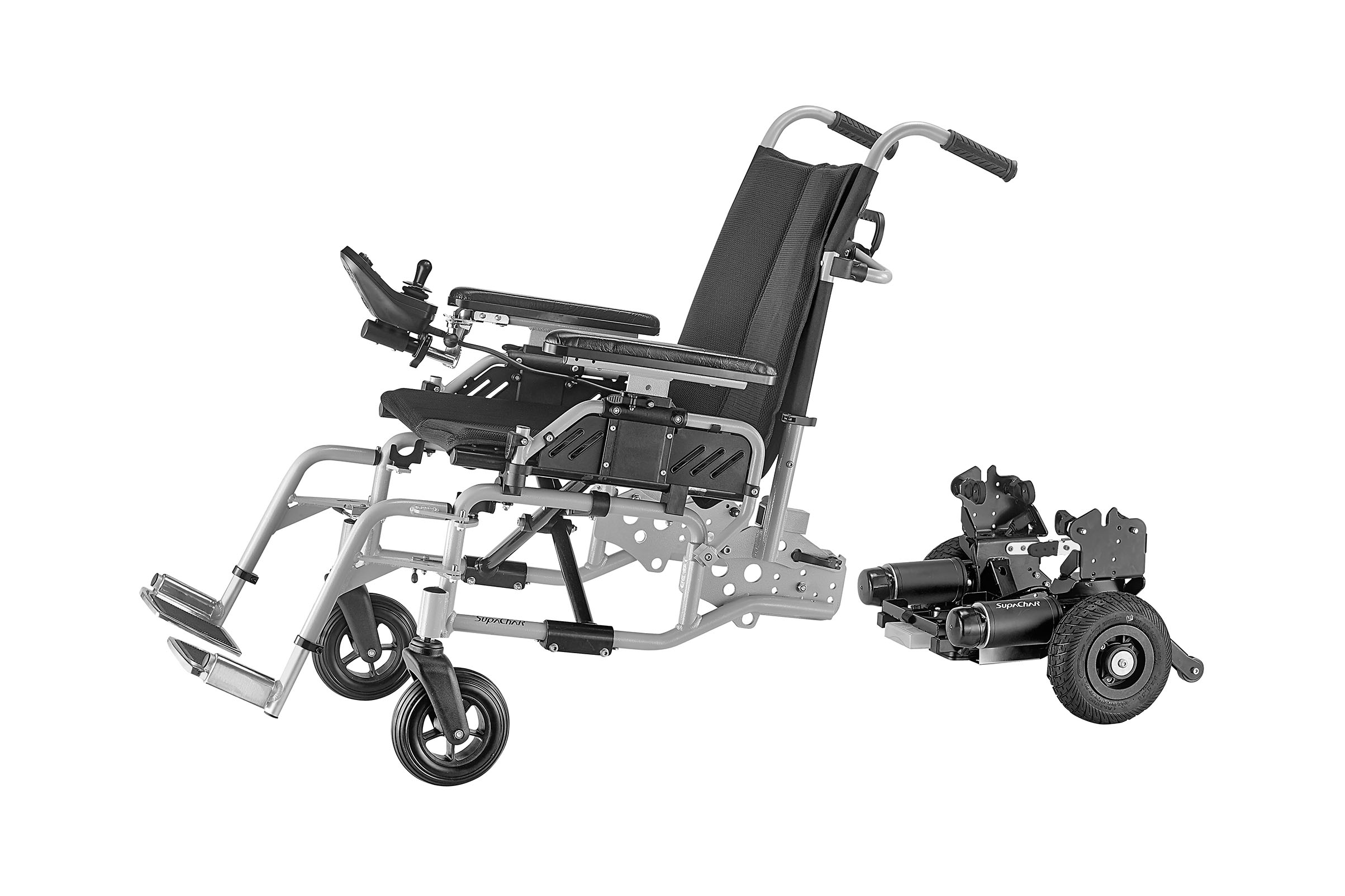 Taiwan Travel Wheelchair Motorized Wheelchair Power