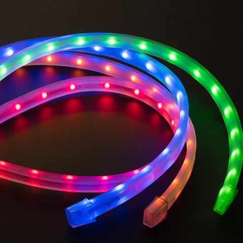 4000k day white led strip light