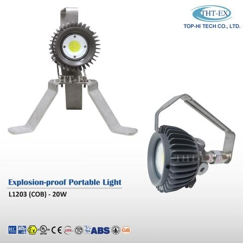 explosion proof led portable lighting