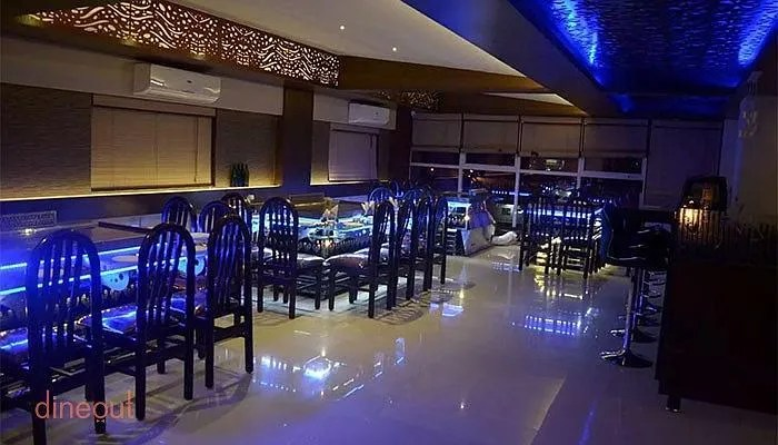 menu of kitchen on table, hsr layout, bangalore | dineout discovery