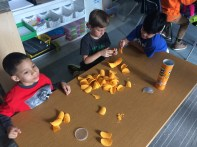 We tried to build our own Pringle Ringle!