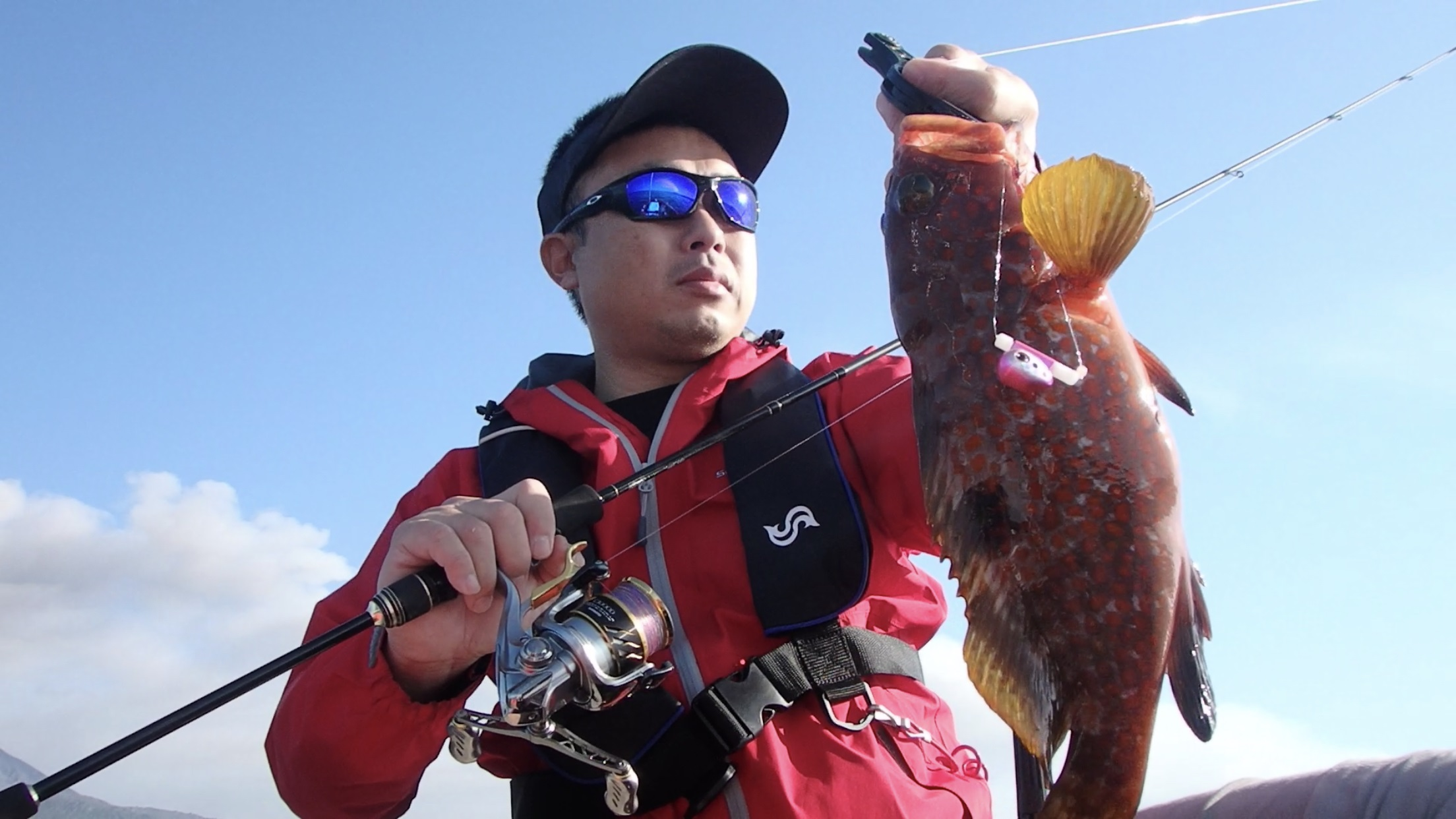 レンジセッターで高級魚GET!