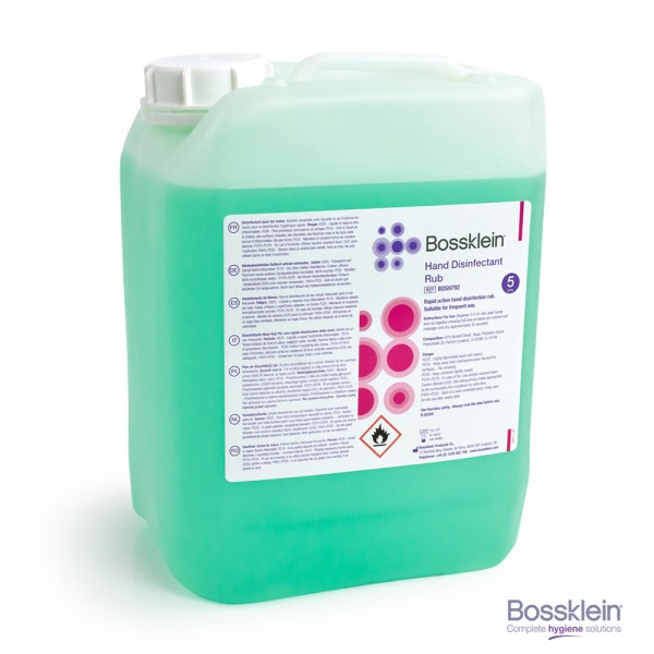 Inter Medic All - BOS9792 Hand Disinfectant Rub 5L Bossklein