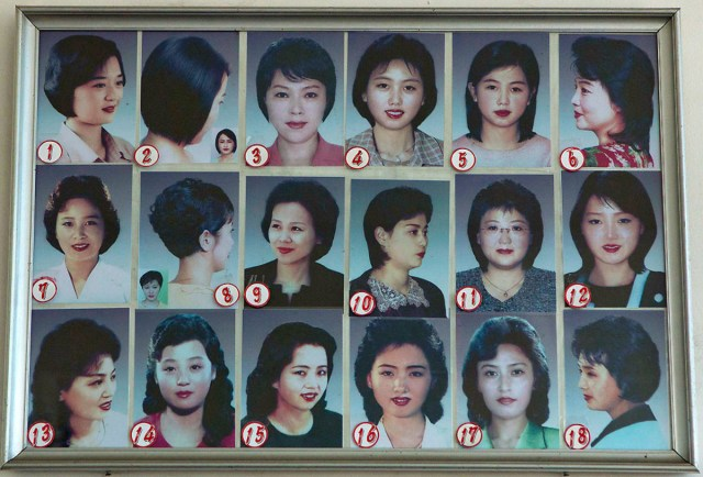 wigging out: north korea decrees 28 state-sanctioned