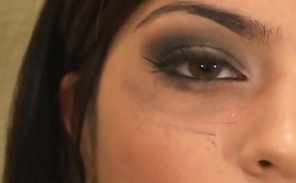 No Makeup Eye Makeup