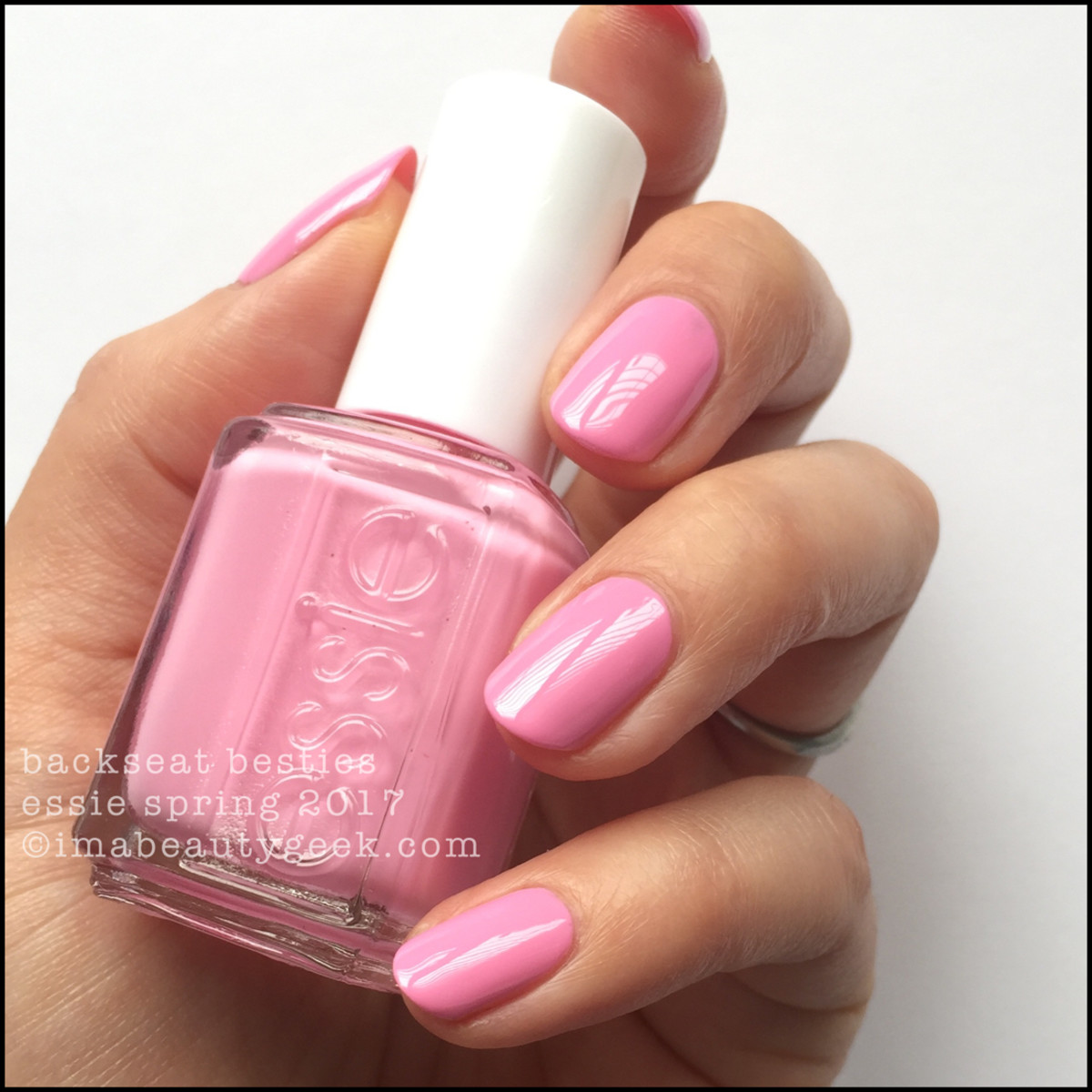 Essie Backseat Besties Spring 2017 Collection