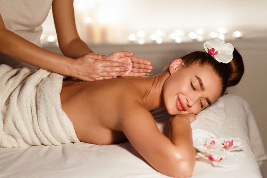 mejor masaje relajante