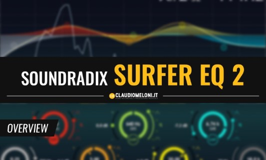 Sound Radix SurferEQ 2 v2.0.4 Full